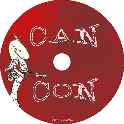 Can Con CD Face