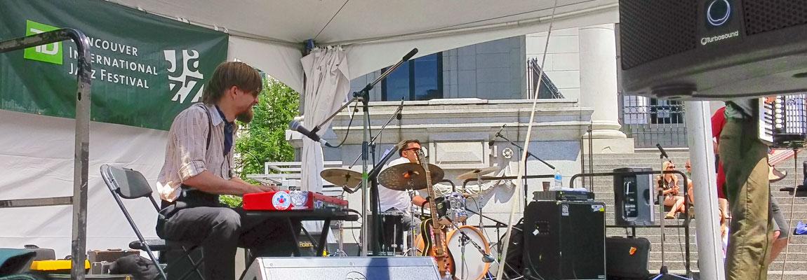 Vancouver Jazz Festival - 2015